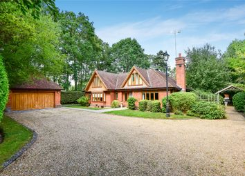 Thumbnail 5 bed detached house for sale in Heath Ride, Finchampstead, Berkshire