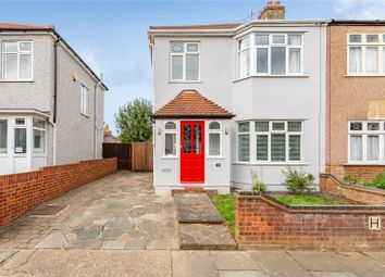Clarence Avenue, Upminster RM14. 3 bed semi-detached house