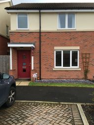 Thumbnail 3 bed semi-detached house for sale in Quarry View Close, Huncote