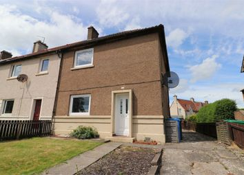 Thumbnail 3 bed end terrace house for sale in Montgomery Drive, Leven, Fife