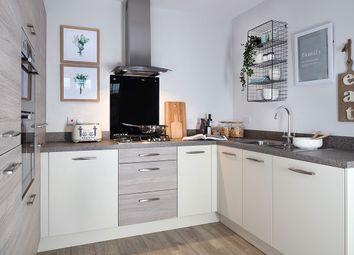 "Thumbnail 4 bedroom end terrace house for sale in ""Bramhope"" at Manston Lane, Crossgates, Leeds"