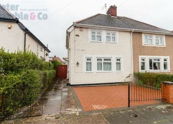 Thumbnail 2 bed semi-detached house for sale in Primrose Way, Wembley, Greater London