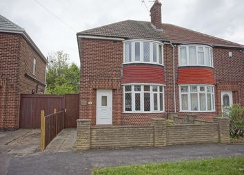 Thumbnail 2 bed semi-detached house for sale in Castledine Street Extension, Loughborough