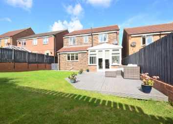 Thumbnail 4 bed detached house for sale in Kedleston Close, Tunstall Grange, Sunderland