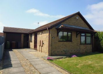 Thumbnail 3 bed detached bungalow for sale in Wolsey Way, Lincoln