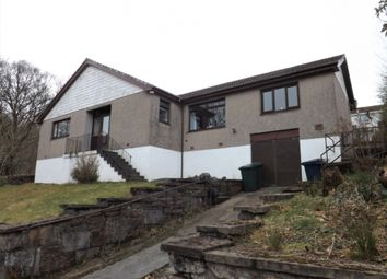 Thumbnail 4 bed detached bungalow for sale in Ardenslate Road, Kirn, Dunoon