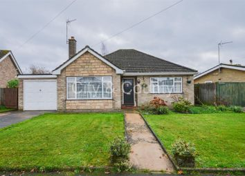 Thumbnail 2 bed detached bungalow for sale in St. Andrews Road, Spalding