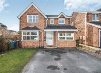 Thumbnail 4 bed detached house for sale in Meadowcroft Road, Driffield