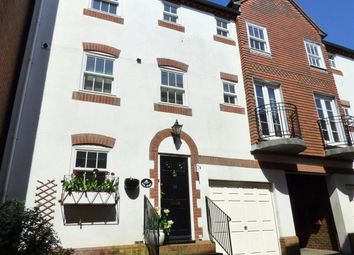 Thumbnail 4 bedroom detached house for sale in Barbers Wharf, Poole