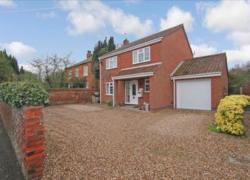 Thumbnail 4 bed detached house for sale in High Street, Brant Broughton, Lincoln