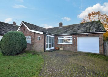 Thumbnail 3 bed detached bungalow for sale in Bradshaw Road, Drayton, Norwich, Norfolk