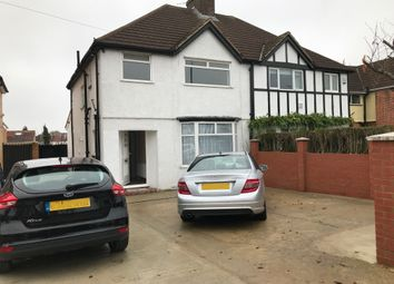 Thumbnail 4 bed semi-detached house to rent in Cross Way, Hounslow