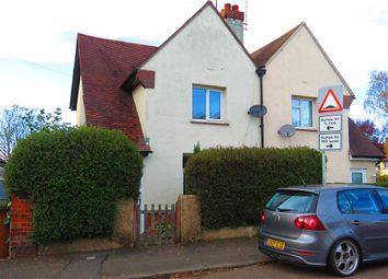 Thumbnail 2 bed semi-detached house for sale in Malcolm Road, Northampton
