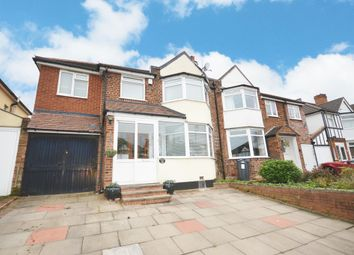 Thumbnail 5 bedroom semi-detached house for sale in Barton Lodge Road, Hall Green, Birmingham