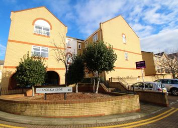 Thumbnail 1 bed flat for sale in Angelica Drive, London
