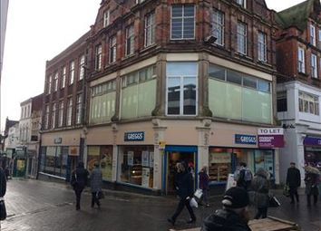 Thumbnail Retail premises to let in 9A/11 High Street, Chesterfield