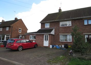 Thumbnail 4 bed semi-detached house for sale in Old Budbrooke Road, Hampton Magna, Warwick