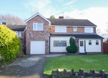 Thumbnail 5 bed detached house for sale in Deerlands Road, Chesterfield