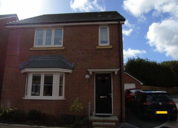 Thumbnail 3 bed detached house for sale in Harlech Road, Culverhouse Cross, Cardiff