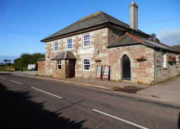 Thumbnail Commercial property for sale in Crown Inn And Lodges, Helston, Cornwall