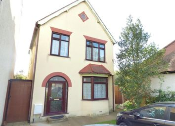 Thumbnail 3 bed detached house for sale in St James Lane, Greenhithe