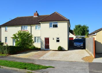 Thumbnail 3 bed semi-detached house for sale in Cavendish Road, Trimley St. Martin, Felixstowe