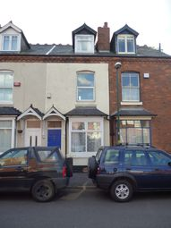 Thumbnail 4 bed terraced house to rent in Daisy Road, Edgbaston, Birmingham, West Midlands