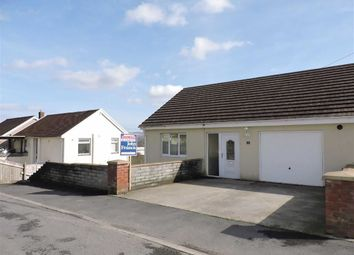 Thumbnail 4 bed town house for sale in Bwllfa Road, Ynystawe, Swansea