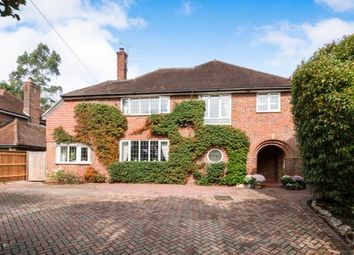 Thumbnail 5 bedroom detached house for sale in Aldershot, Hants