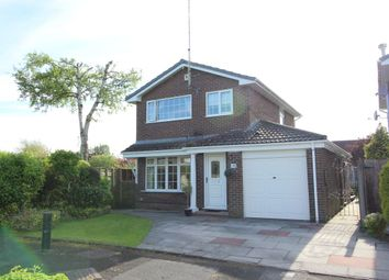 Thumbnail 3 bedroom detached house for sale in Arundel Close, Bury