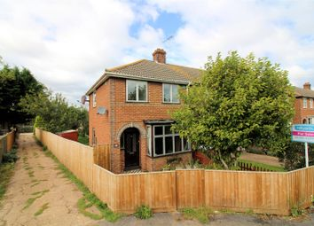 Thumbnail End terrace house for sale in Clinton Crescent, Aylesbury
