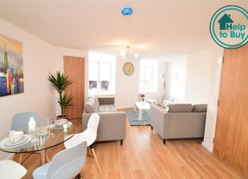 Thumbnail 2 bedroom flat for sale in 6-10 St Marys Court, Millgate, Stockport, Cheshire