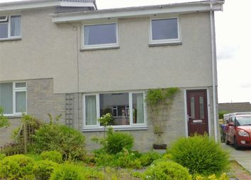 Thumbnail 3 bed semi-detached house to rent in Let Agreed, 15, Fairways, Dunfermline