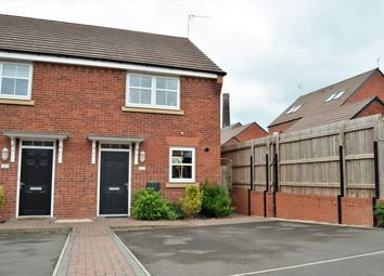 Thumbnail 2 bed semi-detached house for sale in Brick Kiln Way, Baggeridge Village