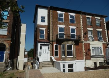Thumbnail 3 bed flat for sale in 8 Cliff Road, Dovercourt