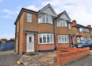 Thumbnail 2 bed semi-detached house for sale in Glebe Avenue, Ickenham