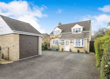 Thumbnail 4 bed detached house for sale in Manor Road, Bladon, Woodstock