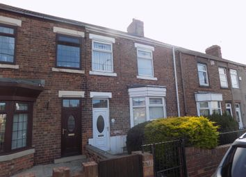 Thumbnail 2 bed terraced house to rent in North Road East, Wingate
