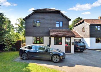 Thumbnail 4 bed detached house for sale in Yeoford Meadows, Yeoford, Crediton