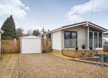 Thumbnail 2 bedroom mobile/park home for sale in Oaklands Drive, Frenchay, Bristol
