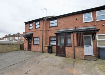 Thumbnail 1 bed terraced house to rent in Castle Street, Lincoln