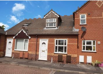Thumbnail 1 bed terraced house for sale in Harrier Court, Lincoln