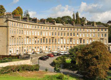 Thumbnail 4 bed maisonette for sale in Cavendish Crescent, Bath