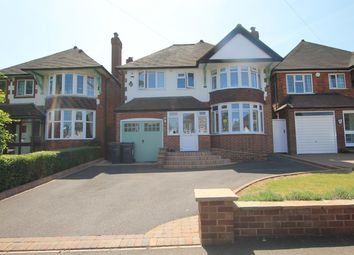 Thumbnail 4 bed detached house for sale in Beacon Road, Sutton Coldfield