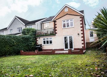 Thumbnail 5 bed detached house for sale in Park View Road, Chapeltown, Sheffield