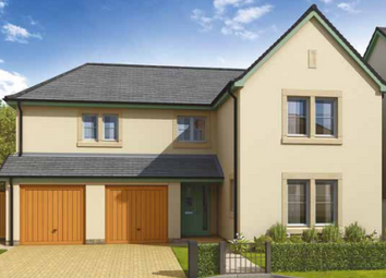 Thumbnail 4 bed detached house for sale in Station Road, Dunbar