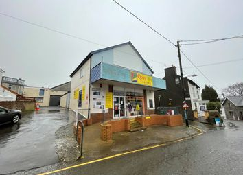 Thumbnail Commercial property for sale in Glanmor Terrace, New Quay