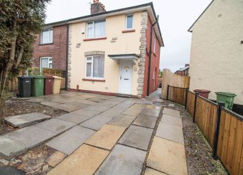 Thumbnail 3 bed semi-detached house to rent in Tintern Avenue, Tonge Moor, Bolton