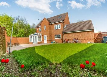 Thumbnail 5 bedroom detached house for sale in Woden Road South, Wednesbury