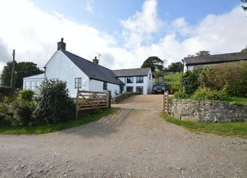 Thumbnail 4 bed detached house for sale in Loggerheads Road, Cilcain, Mold